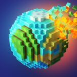 PlanetCraft Block Craft Games 4.12 MOD Unlimited Money for android