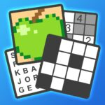 Puzzle Page – Crossword Sudoku Picross and more 3.2 MOD Unlimited Money for android