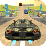 Real Rush Racing super lightning cars gt stunts 1.0 MOD Unlimited Money for android