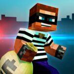 Robber Race Escape Police Car Gangster Chase 3.9.3 MOD Unlimited Money for android