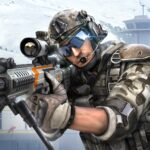 Sniper Fury Online 3D FPS Sniper Shooter Game 5.5.2d MOD Unlimited Money for android
