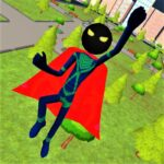 Stickman Superhero 1.2 MOD Unlimited Money for android