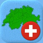 Swiss Cantons – Quiz about Switzerlands Geography 3.0.0 MOD Unlimited Money for android