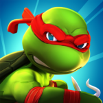 TMNT Mutant Madness 1.25.0 MOD Unlimited Money for android