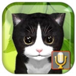 Talking Kittens virtual cat that speaks take care 0.6.1 MOD Unlimited Money for android