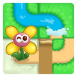 Water Me Please Water Game Brain Teaser 1.2.2.3 MOD Unlimited Money for android