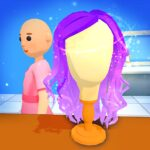 Wig Master 0.8.1 MOD Unlimited Money for android