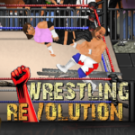 Wrestling Revolution 2.072 MOD Unlimited Money for android