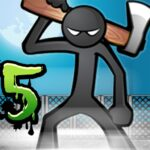 Anger of stick 5 zombie 1.1.29 MOD Unlimited Money for android