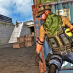 Army shooter Military Games Real Commando Games 0.2.0 MOD Unlimited Money for android