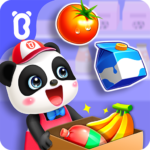 Baby Pandas Town Supermarket 8.47.00.00 MOD Unlimited Money for android