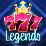 Best Casino Legends 777 Free Vegas Slots Game 1.90.0.01 MOD Unlimited Money for android