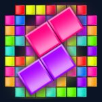 Block Puzzle Match 3 Game 1.8 MOD Unlimited Money for android