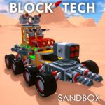 Block Tech Epic Sandbox Craft Simulator Online 1.7 MOD Unlimited Money for android