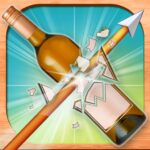 Bottle Shoot Archery 90 MOD Unlimited Money for android