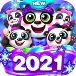 Bubble Shooter 3 Panda 1.1.55 MOD Unlimited Money for android