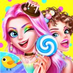 Candy Makeup Party Salon 1.0.2 MOD Unlimited Money for android