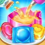 Candy Making Fever – Best Cooking Game 2.9.5026 MOD Unlimited Money for android