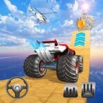 Car Stunts Climb 3D Free Stunt Car Games 1.3 MOD Unlimited Money for android