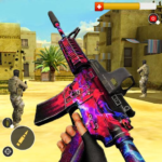 Counter Terrorist Critical Strike Force Special Op 4.0 MOD Unlimited Money for android