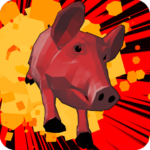 Crazy Pig Simulator 1.042 MOD Unlimited Money for android
