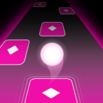 Dancing HOP Tiles Ball EDM Rush 2.6 MOD Unlimited Money for android