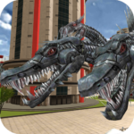 Dragon Robot 2 2.2 MOD Unlimited Money for android