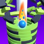 Drop Stack Ball – Fall Helix Blast Crash 3D 2.92 MOD Unlimited Money for android