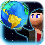 EarthCraft 3D Block Craft World Exploration 5.1.0 MOD Unlimited Money for android