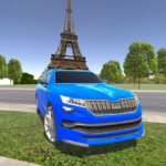 Europe Car Driving Simulator 1.0.7 MOD Unlimited Money for android