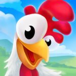 Farm games offline Village farming games 1.0.45 MOD Unlimited Money for android