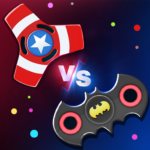 Fidget Spinner .io Game 170.1 MOD Unlimited Money for android