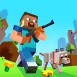 Fire Craft 3D Pixel World 1.11 MOD Unlimited Money for android