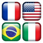 Flags of All Countries of the World Guess-Quiz 1.91 MOD Unlimited Money for android