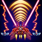 Galaxy Invader Space Shooting 2.5 MOD Unlimited Money for android