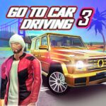 Go To Car Driving 3 1.4 MOD Unlimited Money for android