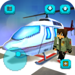 Helicopter Craft Flying Crafting Game 2020 1.28-minApi19 MOD Unlimited Money for android