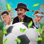 Idle Soccer Tycoon – Free Soccer Clicker Games 2.6 MOD Unlimited Money for android