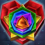Jewel Mine Quest Match-3 puzzle 1.0.9 MOD Unlimited Money for android