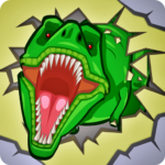 Jurassic Dinosaur City rampage 2.3 MOD Unlimited Money for android