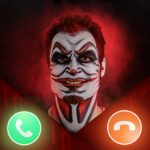 Killer Clown Simulated Video Call And Texting Game 1.7 MOD Unlimited Money for android
