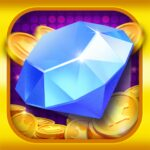 Lucky Diamond Jewel Blast Puzzle Game to Big Win 1.1.12 MOD Unlimited Money for android