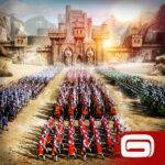 March of Empires War of Lords MMO Strategy Game 5.1.0f MOD Unlimited Money for android