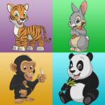 Memory game animals 1.0.69 MOD Unlimited Money for android
