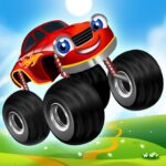 Monster Trucks Game for Kids 2 2.6.9 MOD Unlimited Money for android