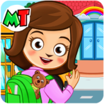My Town Preschool Free 1.01 MOD Unlimited Money for android