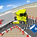 New Truck Parking 2020 Hard PvP Car Parking Games 1.6.1 MOD Unlimited Money for android