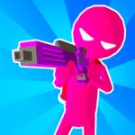 Paintman 3D – Stickman shooter 2.2.1 MOD Unlimited Money for android