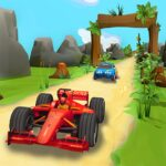 Racing Games Madness New Car Games for Kids MOD Unlimited Money for android