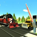 Railroad crossing mania – Ultimate train simulator 1.2 MOD Unlimited Money for android